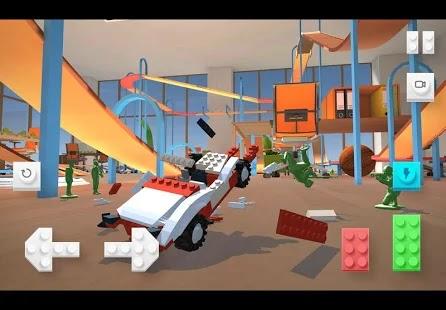 Brick Car Crash Online Apk+Data Free on Android Game Download