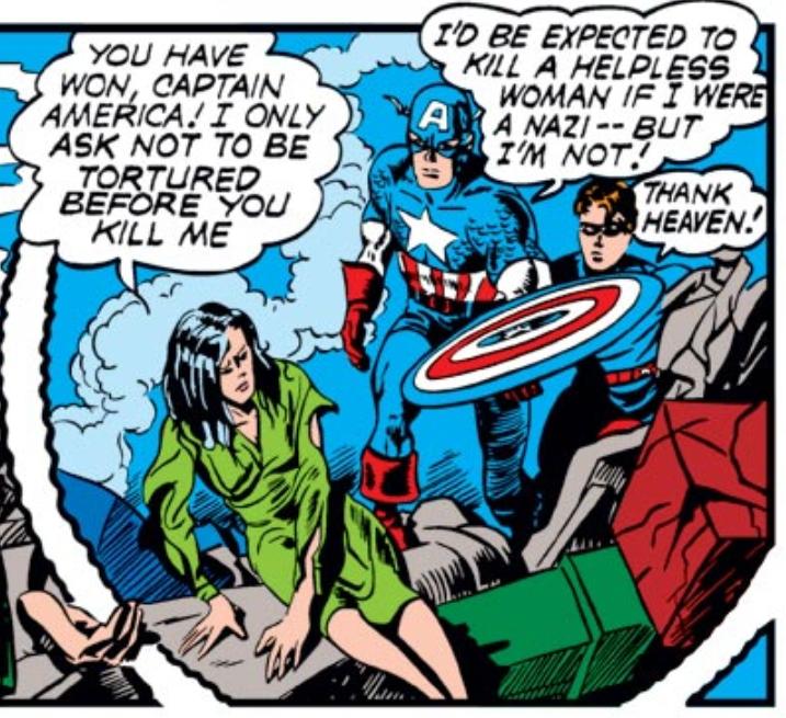 Captain America Comics #10 (1942)