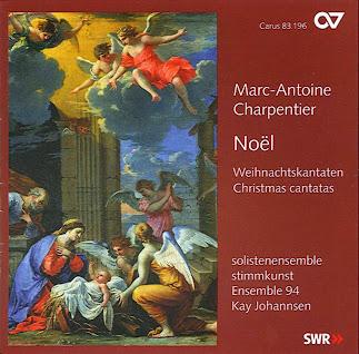 Charpentier, M.-A.: Christmas Cantatas