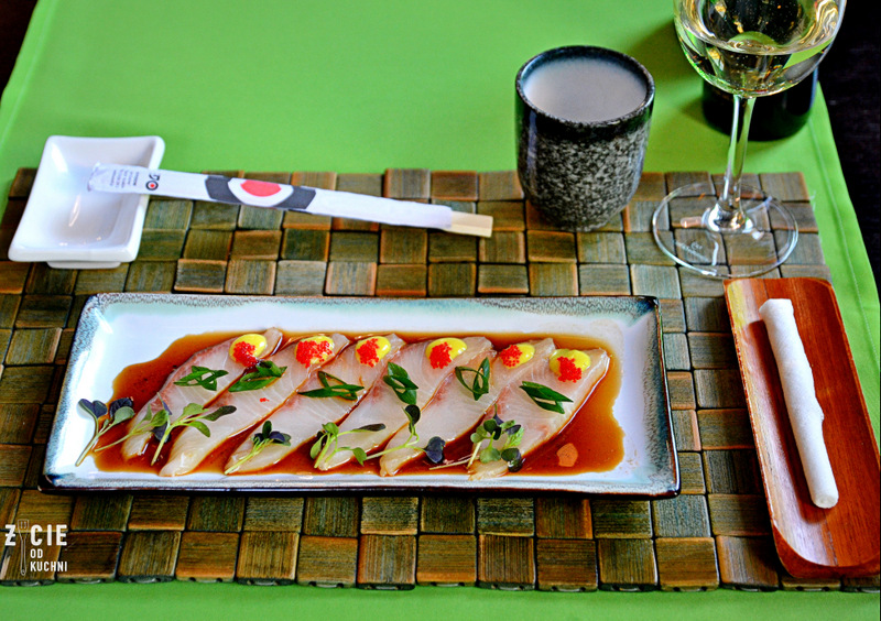 sashimi, seriola, kare udon, udon, bun bo nam bo, edo, edo restauracja, edo sushi, edo fusion, kuchnia japonska, gdzie zjesc w krakowie, kuchnia azjatycka, restauracja azjatycka w krakowie