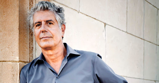 icheoku: ANTHONY BOURDAIN CNN PARTS UNKNOWN: DEAD BY SUICIDE.