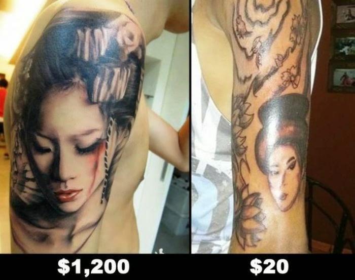 tatuajes de variedad