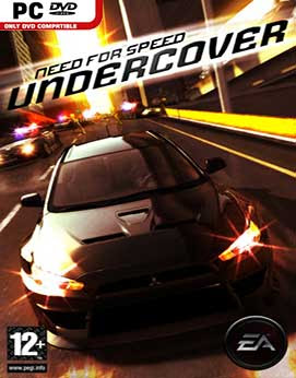 Download Need For Speed Undercover MULTi3-Prophet