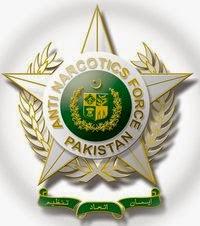Anti Narcotics Force Logo