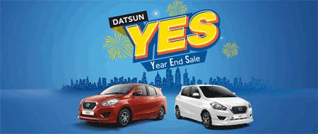 Promo Datsun 2017