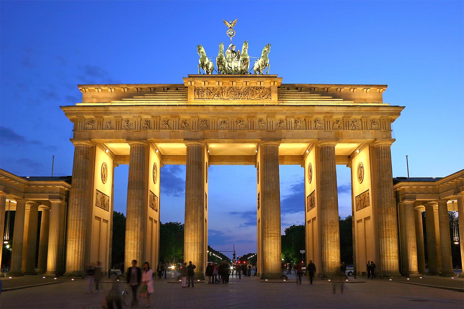 Letak Geografis Negara Jerman