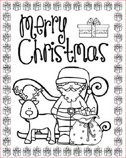 Black-and-white-Christmas-Card-printable