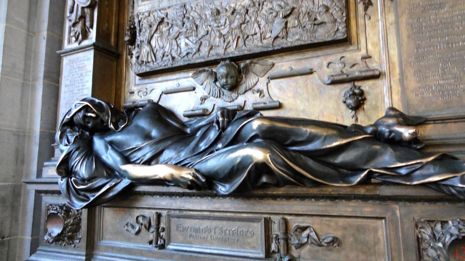【比利時自由行】布魯塞爾大廣場塞爾克拉斯Everard t'Serclaes雕像 | 真幸福