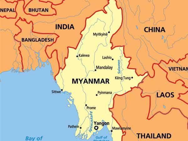 Myanmar Minta Indonesia Berinvestasi di Negara Bagian Rakhine