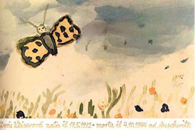 terezin-farfalla