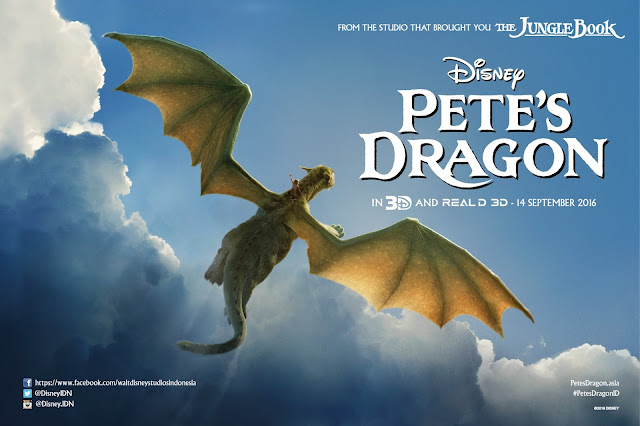 Review Film Pete's Dragon (2016)