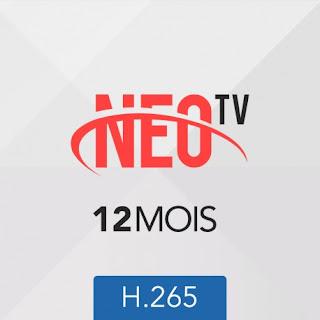 RENOUVELLEMENT ET ABONNEMENT NeoTV IPTV 12 MOIS - Recepteurs iptv