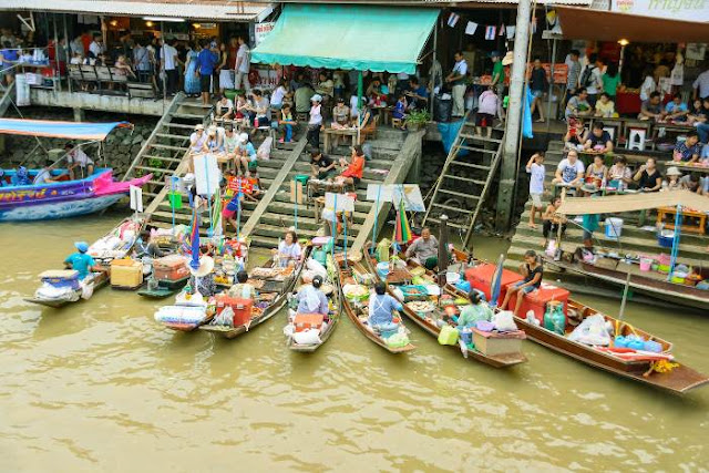 Nga Nam Floating Market, Soc Trang