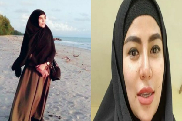Cerita Cinta Penelope yang Hijrah Karena Terbugah Ceramah Ustadz Abdul Somad
