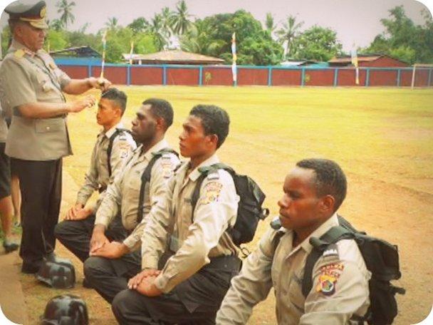 Paulus Waterpauw Perintahkan Pendataan Polisi di Kabupaten Jayawijaya