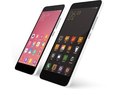 harga spesifikasi Xiaomi Redmi Note 2 8GB handphone terbaru