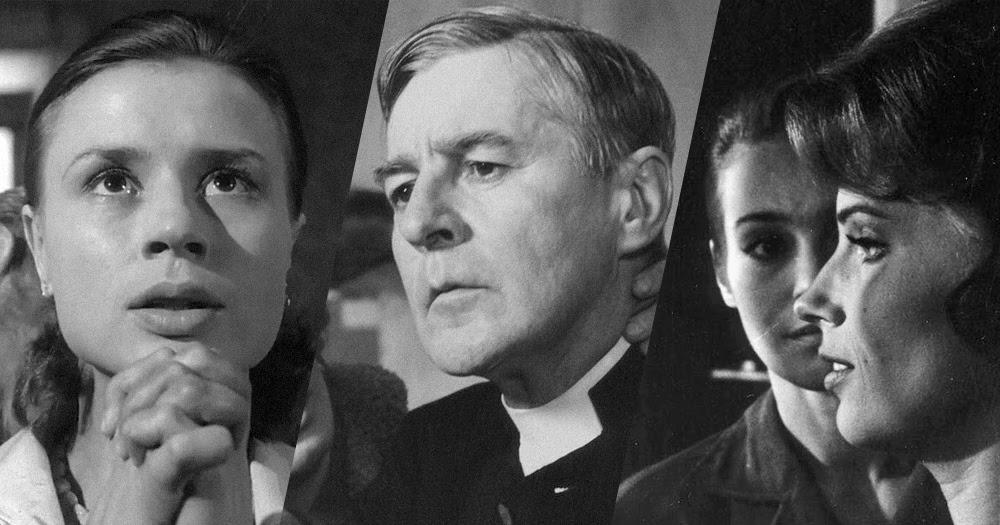 Tem Na Web - O Silêncio e Fúria de Ingmar Bergman em sua célebre Trilogia do Silêncio
