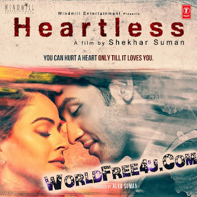 Cover Of Heartless (2014) Hindi Movie Mp3 Songs Free Download Listen Online At worldfree4u.com