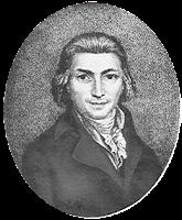 Daniel Gottlob Türk (1750-1813), c. 1770.