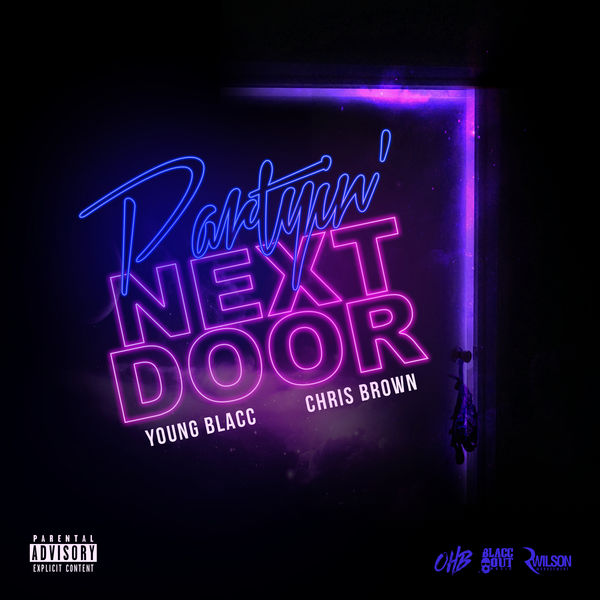 Young Blacc & Chris Brown – Partyin' Next Door – Single [iTunes Plus AAC M4A]