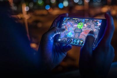 peneyebab main game lag di android