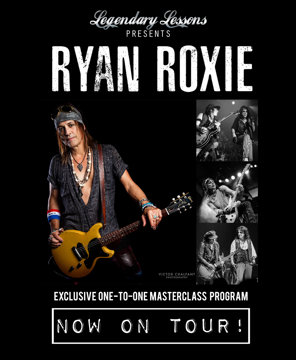 Legendary Lessons Presents Ryan Roxie 2020