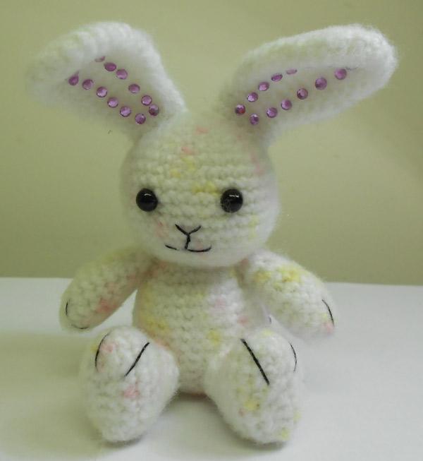 Adorable Amigurumi: Emma Bunny Rabbit