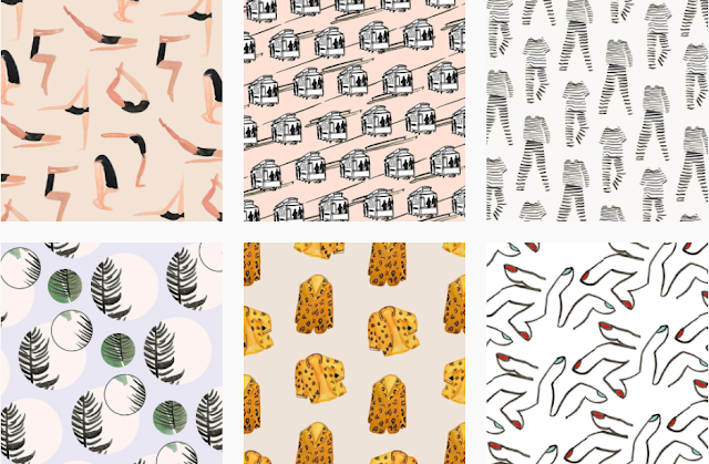 #100DaysofSFPatterns #The100DayProject