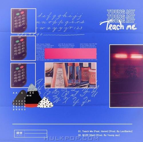 Young Jay – Teach Me – Single