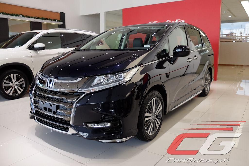 2018 Honda Odyssey Singapore >> Honda Cars Philippines Unveils Refreshed 2018 Odyssey | Philippine Car News, Car Reviews ...