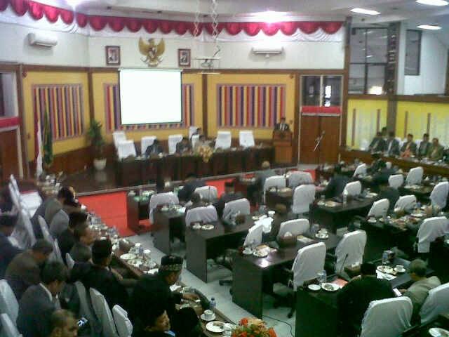 DPRK Aceh Utara Bahas Raqan Kemaslahatan Umat