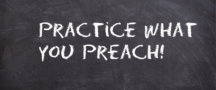 Quotes About Practice What You Preach: On Wings Of Eagles: Practice What You Preach