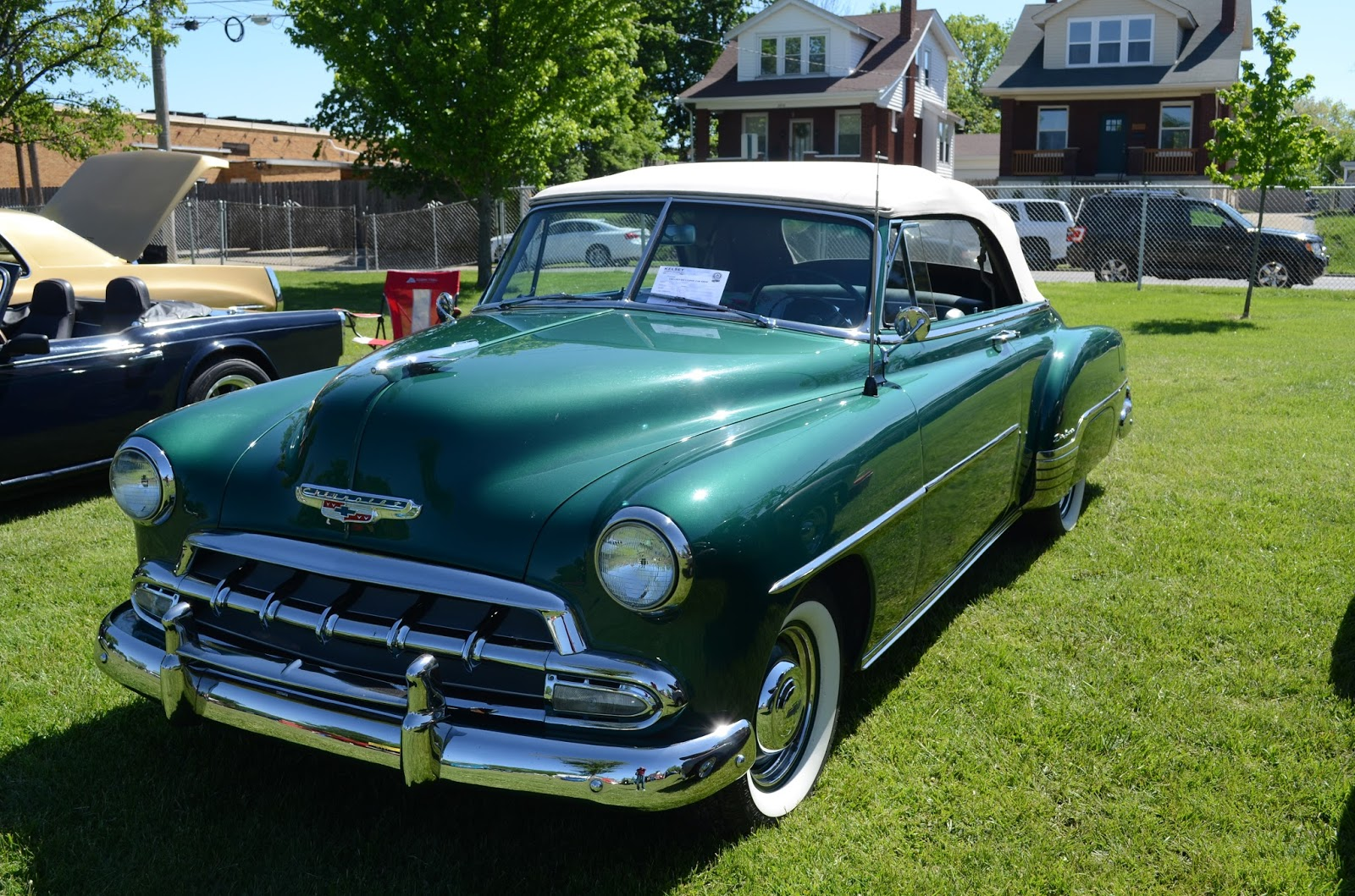 Turnerbudds Car Blog: Cheviot Classic Car Show
