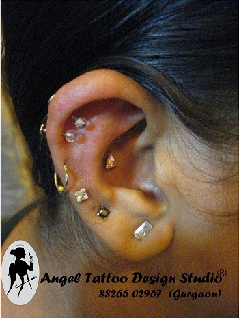 Ear Piercing Shop in Gurgaon