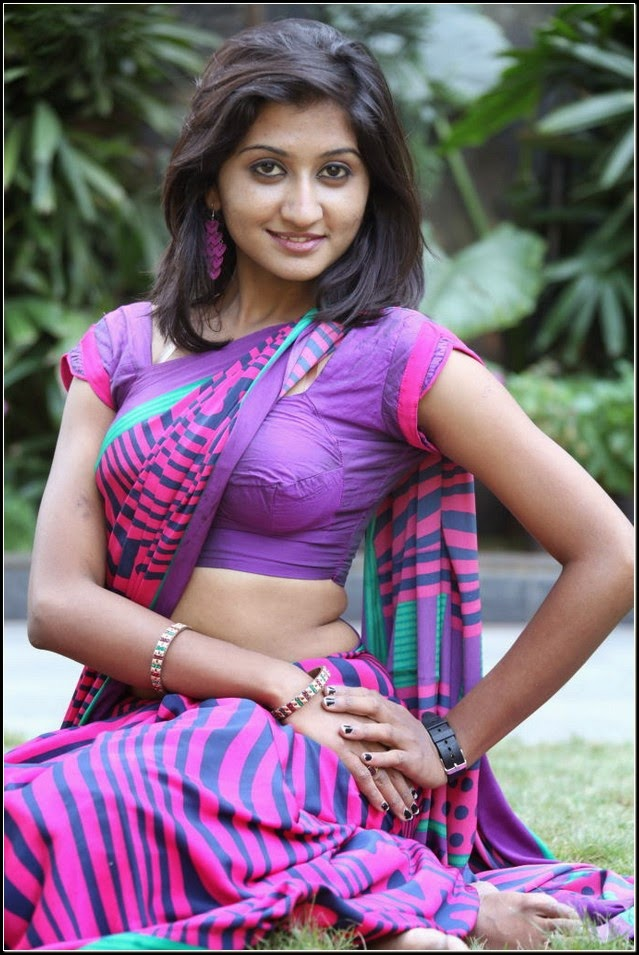 Actress Akshaya Hot Navel Show  Hot Navel Pictures Of Actress-1310