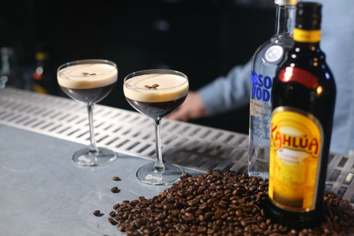 Shake Up UK Coffee Week with Kahlua Espresso Martini