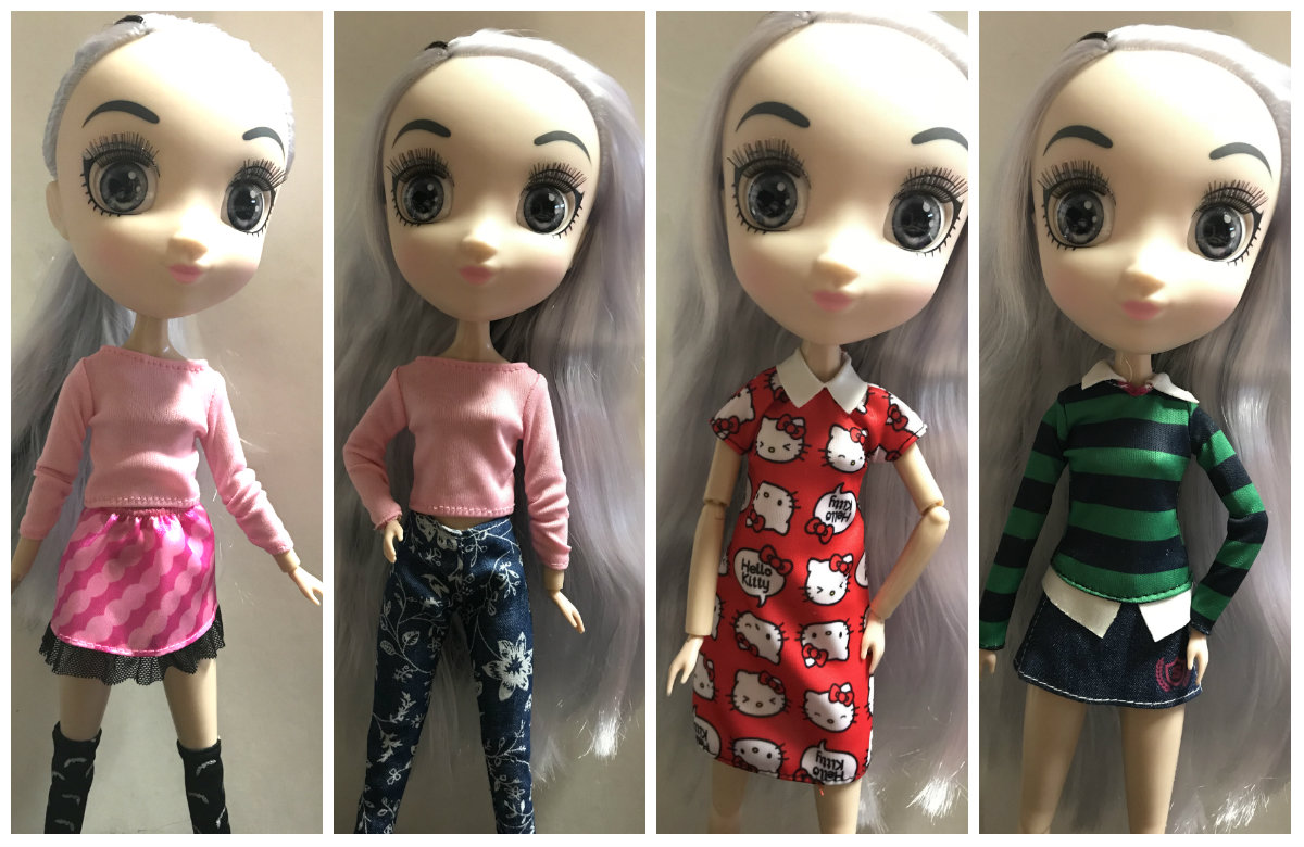 Only Fun Things!: Shibajuku Girls Yoko Doll Review