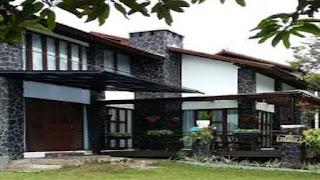 Sewa Villa Murah Di Lembang 2018 Istana Bunga