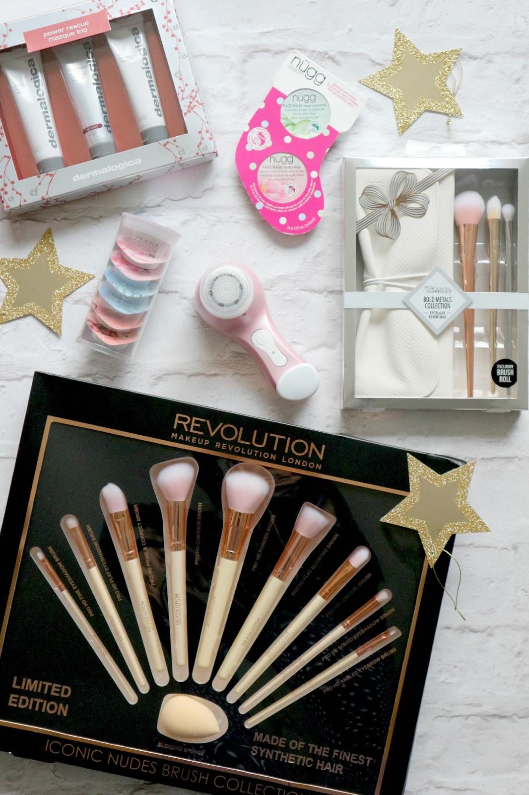 Skincare Gift Ideas Christmas
