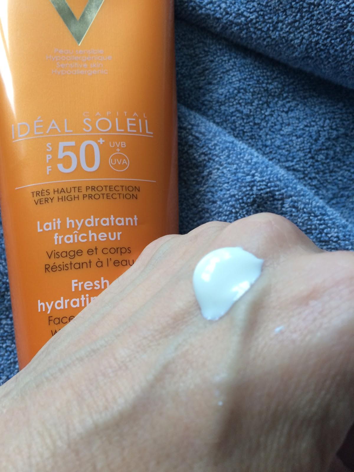 Vichy Ideal Soleil SPF 50