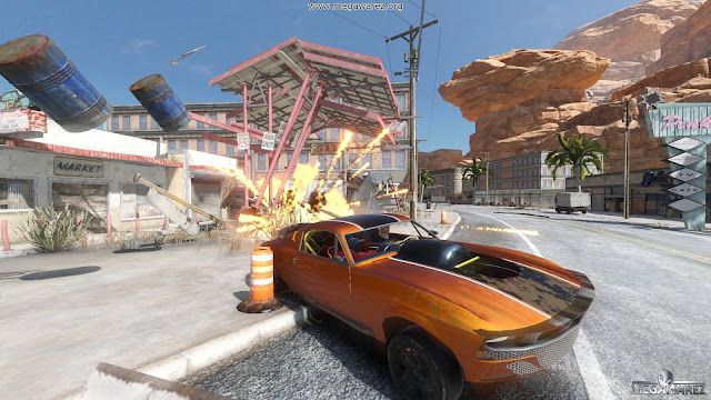 FlatOut 4 Total Insanity PC imagenes