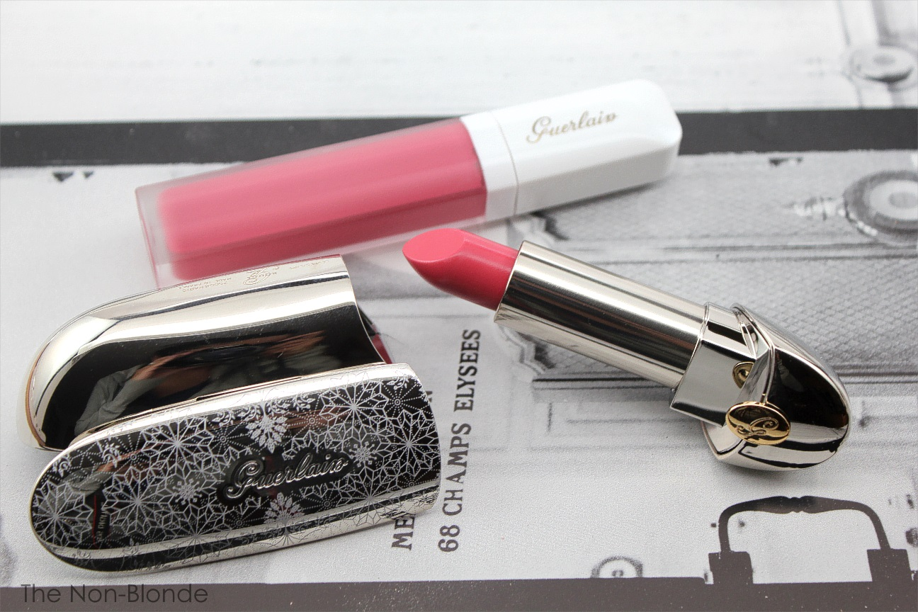 Fotd Featuring Guerlain Holiday 2015 Winter Fairytale Collection
