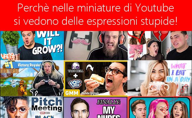 Perchè-su-youtube-ci-sono-delle-miniature-con-delle-facce-stupide