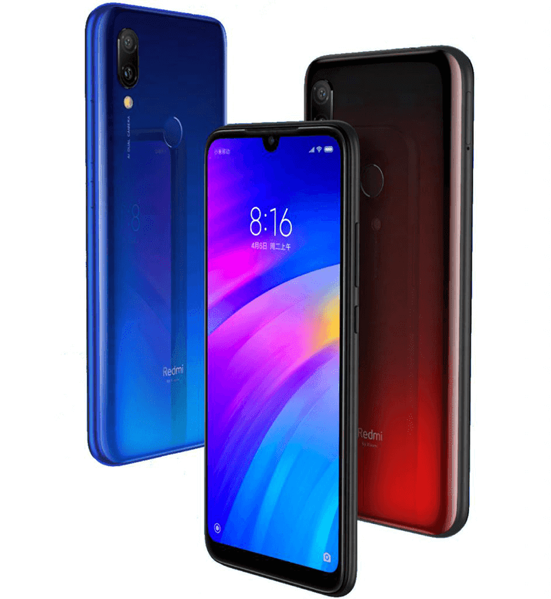 Redmi 7 announced with mid-range specs but entry-level price tag!