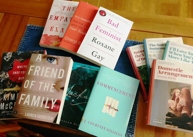 A summer reading stack The 3 Rs Blog