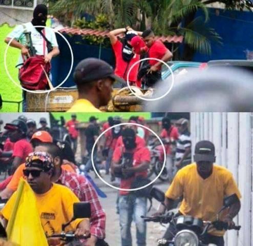 Sobre milicias y colectivos armados