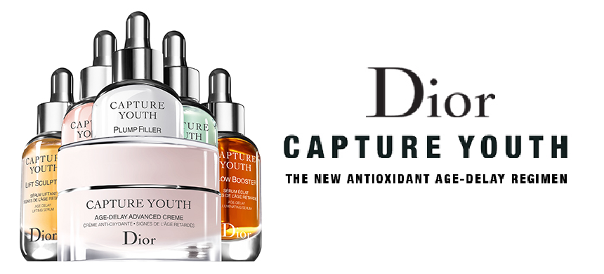 3ca864f0 Dior Launch Capture Youth Age-Delaying Skincare | Your Beauty Gossip