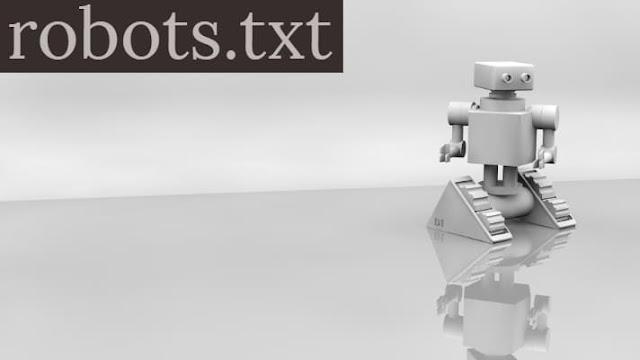اهمية ملف robots.txt وطريقة اضافته لبلوجر
