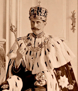 King Haakon VII, Norway