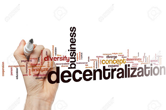 Idea 15 - Decentralization (50 Management ideas you really need to know) - Study Online
